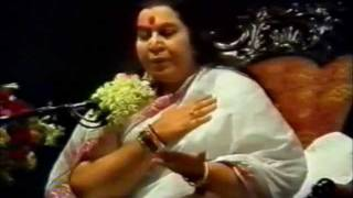 Shri Mataji Self Realization (Kundalini Atma) Kolkata West Bengal 1986 (Calcutta) Sahaja Yoga Hindi