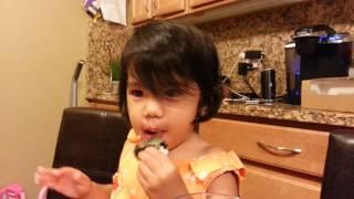Teriyaki Salmon Seaweed Wrap Vs Alaina