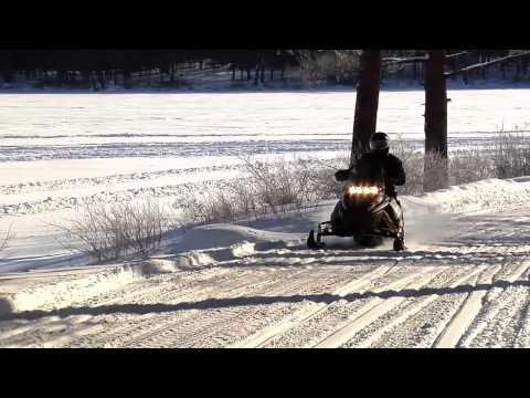 Snowmobile in Massachusetts