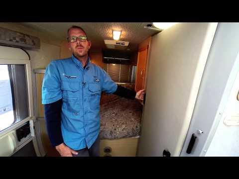 Winnebago Rialta FD Double Interior Floor Plan Tour With Rialta Heaven
