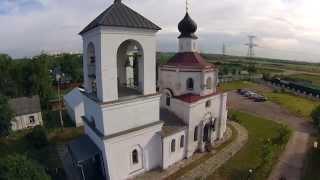 Свято-Никольский храм в селе Стрелково(, 2014-07-08T05:27:10.000Z)