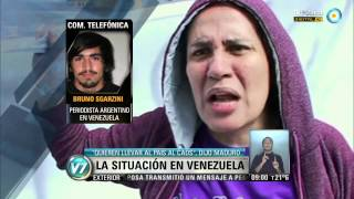 Visión 7: La situación en Venezuela: Bruno Sgarzini, periodista venezolano