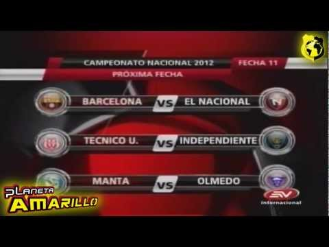 TABLA DE POSICIÓN DE LA FECHA 16 | NUEVO PUNTERO DE LA LIGA PRO EC from YouTube · Duration:  1 minutes 58 seconds