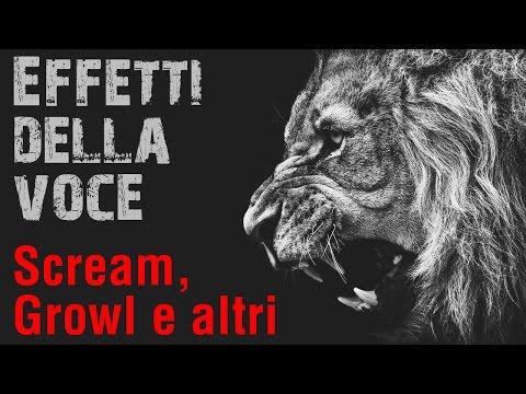 Growl, Scream e altri effetti della voce - Shure Vocal Mastery Training #3