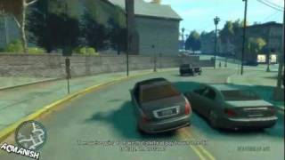 GTA IV - Final Mission - Out Of Commission