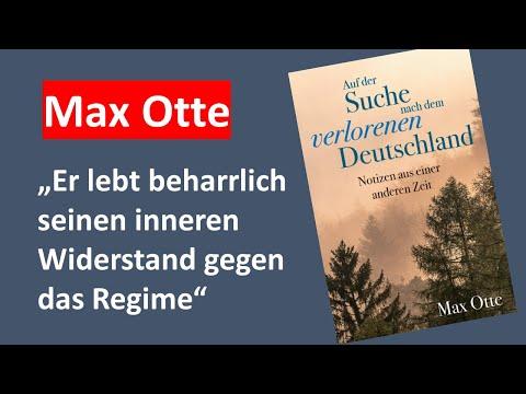 """Max Otte liest aus dem Kapitel """"Die Sippe"""""""