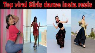 Top Viral danse video on insta | insta reels hot danse video | girls hot danse