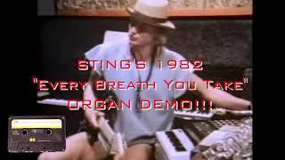 """Every Breath You Take"" 1982 demo"