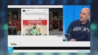 حارس مرمى الفراعنة عصام الحضري يشعل مواقع التواصل الاجتماعي