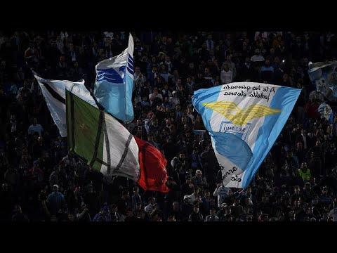 يويفا يفرض عقوبات على جماهير لاتسيو الإيطالي بسبب هتافات عنصرية…  - نشر قبل 55 دقيقة