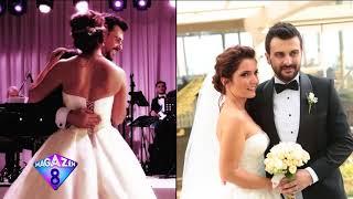 Gökhan Tepe Uzun Zamandır Birlikte Olduğu Aylin Özer'le Görkemli Bir Düğünle Dünya Evine Girdi