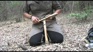 Jungle Survival Folge 3: Feuer sägen