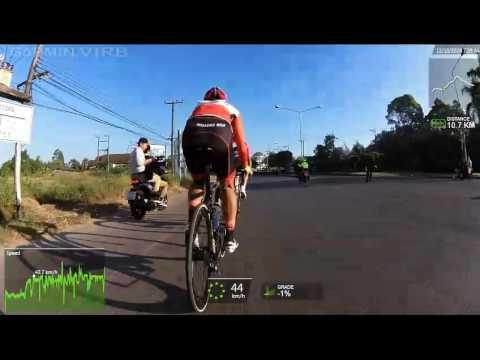 WTJ Rayong (Open Male) Three Men Breakaway  Part 1/2