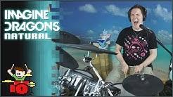 Imagine Dragons - Natural On Drums!