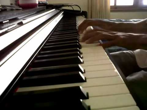 Vierra - Terlalu Lama Piano