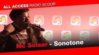 """MC Solaar interprète Sonotone dans """"All Access"""" sur Radio Scoop"""