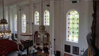 J.S. Bach / J. E. von Sachsen-Weimar  CONCERTO C-Dur  Willem van Twillert  Lohman-organ  Farmsum