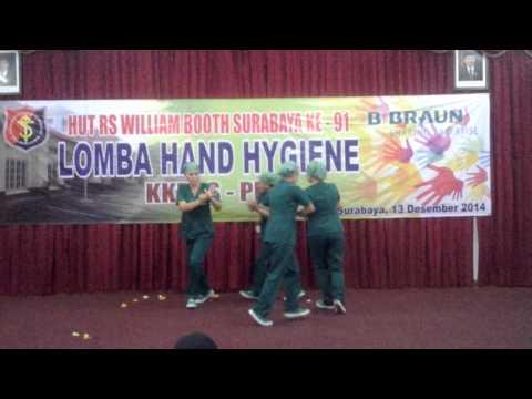 Lomba hand hygiene