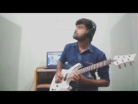 Maula Mere Maula (Anwar) Guitar cover