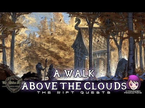 ★ Elder Scrolls Online ★ - A Walk Above the Clouds