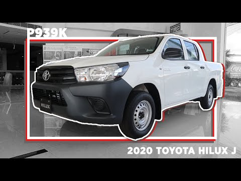2020 Toyota Hilux J Review Philippines Youtube