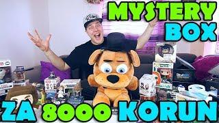 OBŘÍ MYSTERY BOX ZA 8000 KORUN