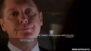 Черный список 4 сезон 5 серия (промо)