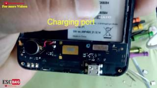 Micromax yu Yureka A05510 Disassembly !How To Replace Broken Yu Yureka Display A05510