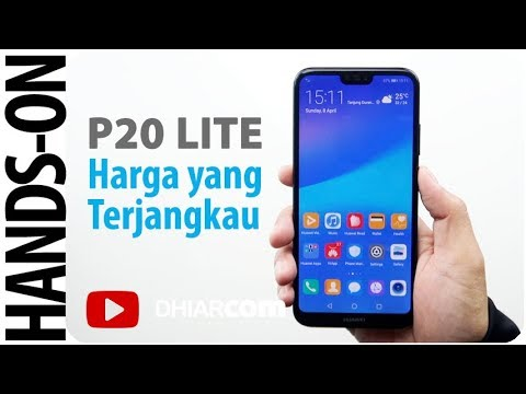 unboxing-huawei-p20-lite-indonesia,-harga-terjangkau!