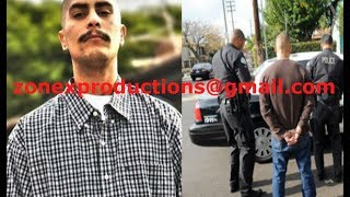 Westcoast Rapper Sad Boy Loko ARRESTED for attempted murder shootin a Norteños(opps to Sureños)