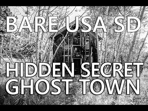 BARE USA  SD | Urban Exploration of a Hidden South Dakota Ghost Town