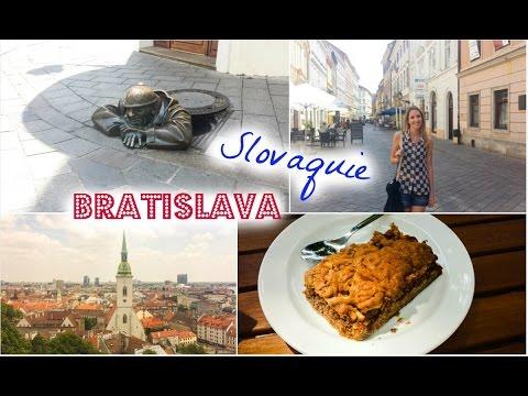 ✈ Un tour en Slovaquie | Bratislava