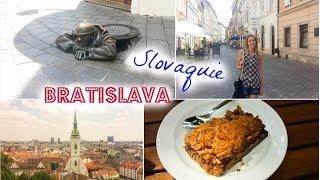 ? Un tour en Slovaquie | Bratislava