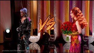 Sasha Velour vs Shea Couleé - So Emotional Lip Sync PARODY