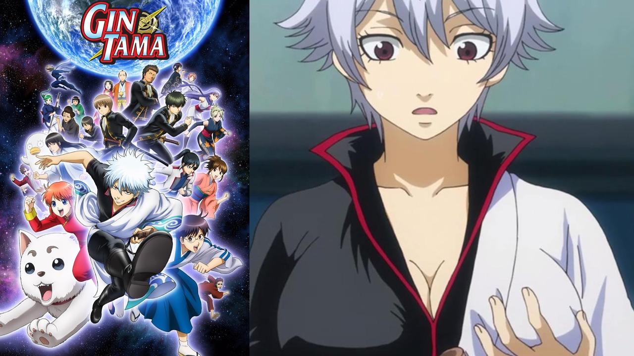 Anime Gintama