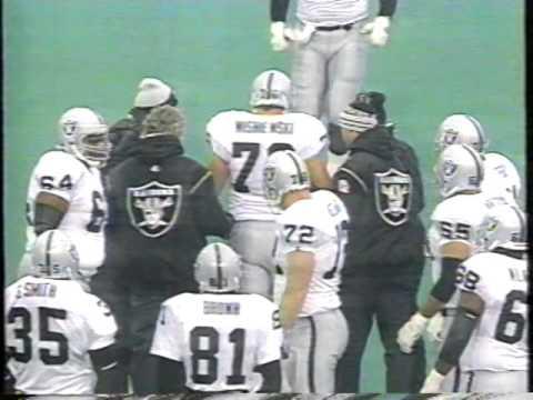 1993 - Week 14 - Los Angeles Raiders at Buffalo Bills