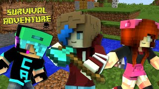 A Minecraft Survival Adventure Series