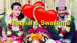 Nischal Basnet and Swastima Khadka engagement, to marry after V Day