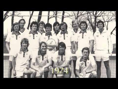 Gustavus Mens Tennis 1969-1979