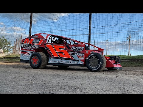 358 Modified at Grandview Speedway August 24, 2019!