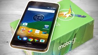 Moto G5 - Unboxing & Hands On!