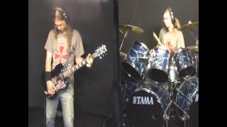 Lynyrd Skynyrd - Still Unbroken (Drums & Guitar cover) [HD]