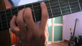 Bão đêm (Microwave) - Hướng dẫn đệm guitar