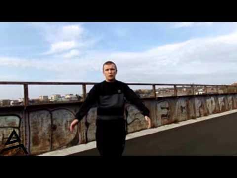 AudioContraband - Logik - All Blue White Cross (MUSIC VIDEO)