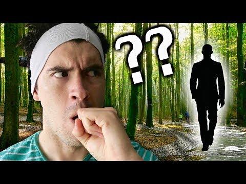 Algo Extraño Pasa En El Bosque... !!