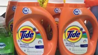 Rite Aid Haul 7/1/18 Amazing P&G Deals !!! MM Tide
