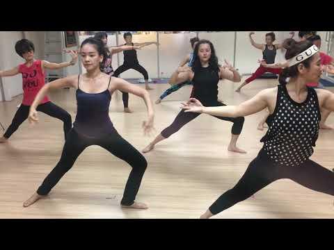 Tum hi ho (Yoga Dance) Thailand 🇹🇭 Bangkok |Master. Praveen