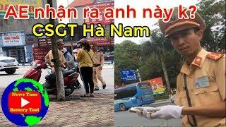 Bác Tài Cứng Luật Gài CSGT Hà Nam