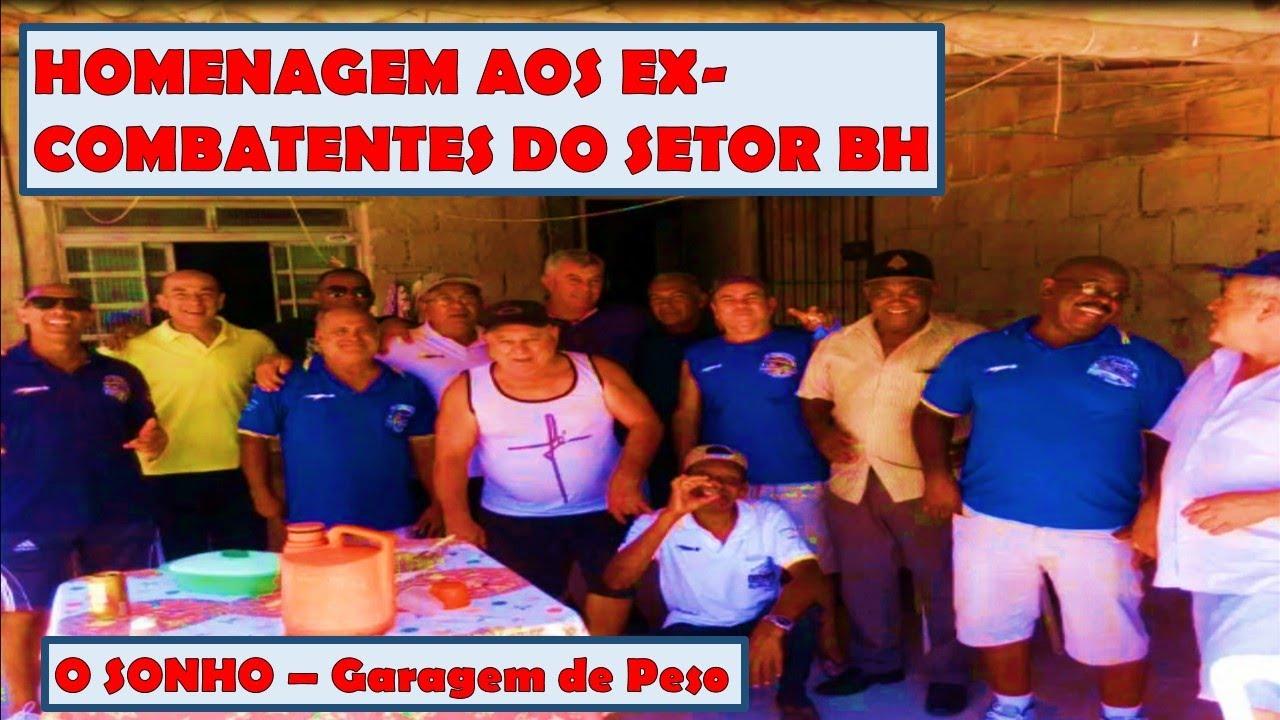 (AnoXX ep.72) HOMENAGEM AOS EX-COMBATENTES: SETOR BH!