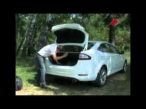2010 Ford Mondeo / Тест-драйв